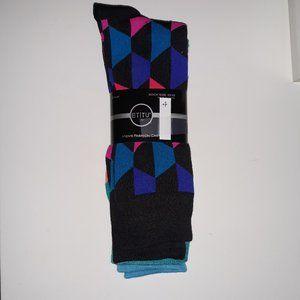 Et Tu 4-Pack Men's Casual Socks Multicolor #4